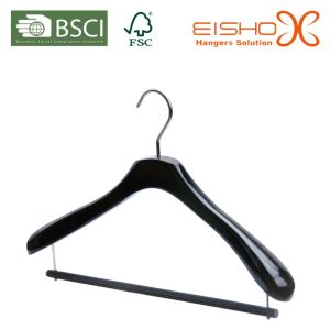 High-End Brand Wood Hanger for Garment pictures & photos