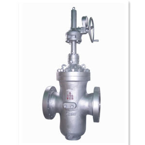 ANSI Wcb API6d Through Conduit Gate Valve