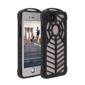 IP68 Outdoor Hiking Waterproof Shockproof Spider Cell Phone Case for iPhone 7 (SPMC-7G) pictures & photos