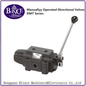 Yutien Dmt-03/04/06/10 Manually Hydraulic Operated Directional Control Valve pictures & photos