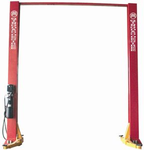 Ce Certified Hot Sale Auto Two Post Car Lift pictures & photos