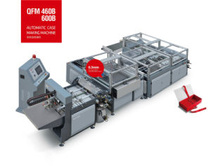 Hardcover Case Maker Qfm-600c pictures & photos