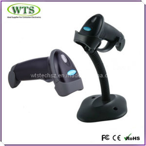 Factory Wholesale 32bit Laser Barcode Scanner with Stand