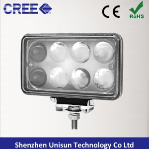 12V-24V 24W LED Truck Headlight, LED Motorcycle Light pictures & photos