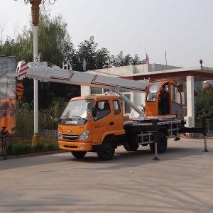 7000kgs Wheel Tire Crane Truck pictures & photos