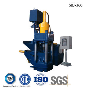 Meal Shavings Hydraulic Briquetting Machine-- (SBJ-360) pictures & photos