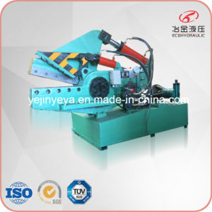 Q08-250A Alligator Shear Machine for Scrap Aluminum Pipe (25 years factory) pictures & photos