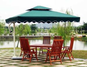 Good Qualtity and Durable Outdoor Garden Umbrella pictures & photos