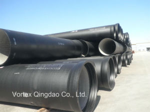 Vortex Ductile Casting Iron Pipe pictures & photos