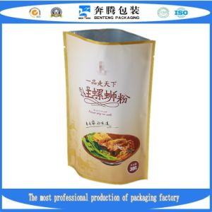 Manufacturers of Aluminum Standing Plastic Bag