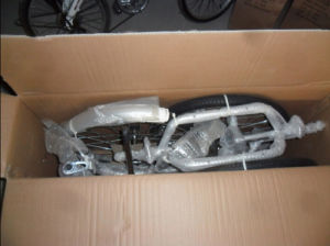 China Factory Pedal Assisted Cargo Tricycle (FP-TRB-J04) pictures & photos
