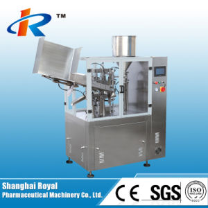 NF-80Z Automatic Aluminium Tube Filling and Sealing Machine pictures & photos