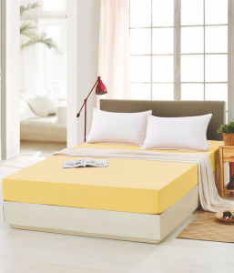 Pure Color Fitted-Sheet pictures & photos