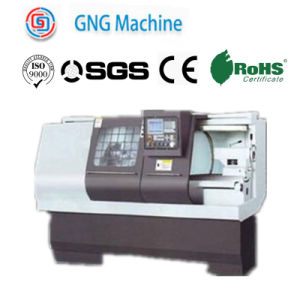 CNC Precision Lathe Machine Ck6136 pictures & photos