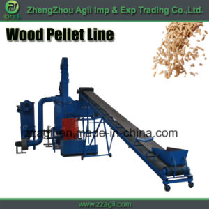 100-500kg/H Eucalyptus Pellet Machine Pine Wood Pellet Making Machine pictures & photos