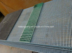 High Quality Good Price Gfrp Grating pictures & photos