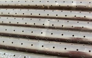 Water Well Oil Well Seamless Steel Slotted Pipe