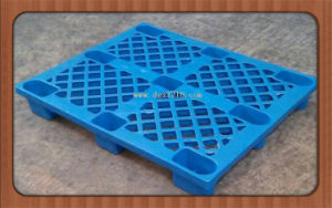 1200*1000*145mm Nestable Plastic Storage Pallet for Warehouse (ZFP-2) pictures & photos