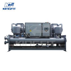 High Efficient Flooded Type Water Cooled Chiller pictures & photos