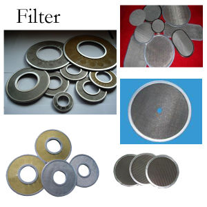 Multi Layer Filter Elements Wire Mesh / Filter Wire Mesh
