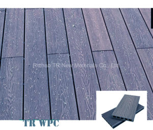 Supply Best Shileded WPC Outdoor Decking