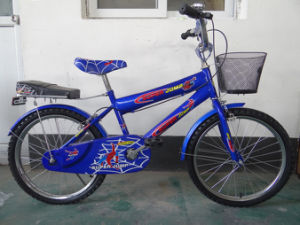 Economic Model with Soft Cushion Mountain King Kids Bicycle (FP-KDB127) pictures & photos