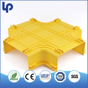 UL Trade Assurance Fiber Optic Raceway Cable Tray Duct