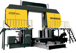 Gantry Double Column Band Saw Machine Gd42200 pictures & photos