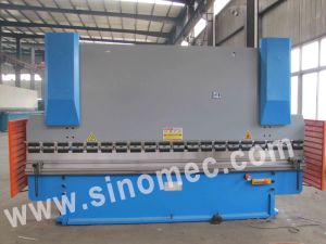 Wc67k-200t/3200 Nc Bending Machine pictures & photos