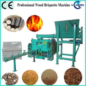 Piston Type Sawdust Briquette Press Machine pictures & photos