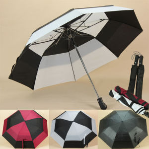 Automatic Golf Compact Umbrella