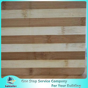 High Quality 3mm Zebra Vertical Bamboo Plywoods for Furniture/Countertop/Worktop/Cutting Board pictures & photos