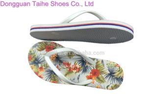 Men′s Beach Rubber Flip Flop pictures & photos