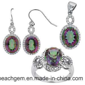 Jewelry Set with Color Stones (S1224) pictures & photos