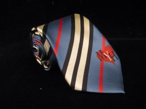 100% Silk/Polyester Custom Logo Tie pictures & photos