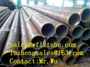 Carbon and Alloy Seamless Steel Pipe, Seamless Line Tube, ERW Line Tube X42 X52 pictures & photos