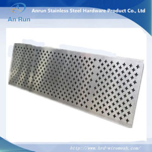 Factory Supply Galvanized Punching Metal Mesh pictures & photos