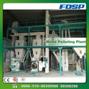 Best Choice High Efficient Sawdust Pellet Making Line pictures & photos