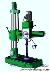 Table Structure Safety Valve Grinding Machine for Dia 100-600mm pictures & photos