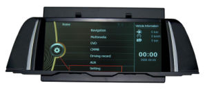 Car Stereo Auto Radio for BMW 5 F10 GPS Radio Receiver with iPod Radio Bluetooth pictures & photos