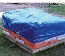 Polyethylene Waterproof Tarpaulin Sheet Cover pictures & photos