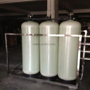 PE Liner FRP Tanks Water Treatment System Softener Tank pictures & photos