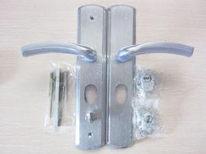 China Stainless Steel Door Lock Handle for Security Door (1122 ...