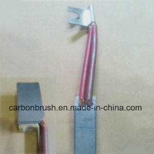 Buy Copper Carbon Brushes J206 pictures & photos