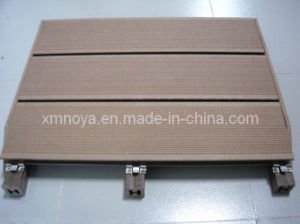 WPC Wood Plastic Composite Outdoor Flooring/ Decking for Garden Decoration pictures & photos