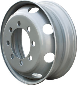 Good Price Steel Truck Rim 19.5X14.00