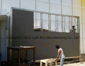 P4.44 Outdoor High Quality LED Board for Wedding pictures & photos