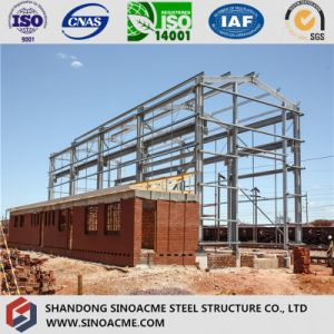 High Rise Light Steel Frame Warehouse pictures & photos