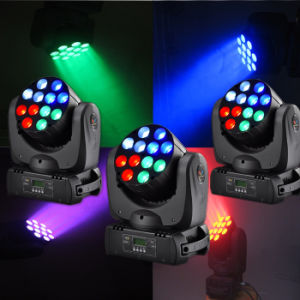 12PCS 10W Quad LED Moving Head Beam Bar Studio Light pictures & photos