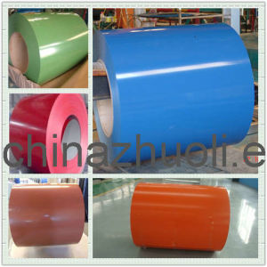 Color Steel Coil / PPGI